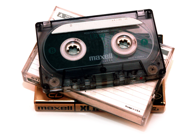 Audio Cassette to CD